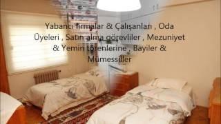 Ankara Günlük Kiralık Apartlar 0312 2856005