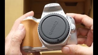Canon EOS 200D / SL2 (Unboxing and First Impressions)