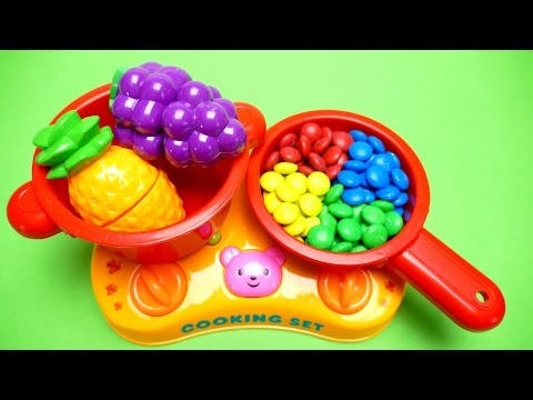 Thumbnail: Cooking Set School - M&M's Cooking Time