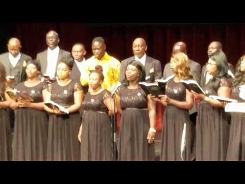 Columbus Ghanaian SDA Church choir(1)