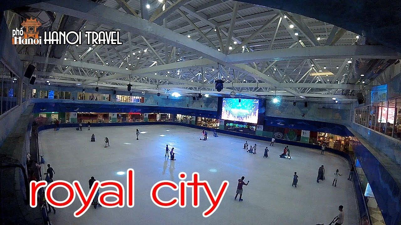 Khu vui chơi bậc nhất Hà thành Vincom Mega Mall Royal – Hà Nội Phố