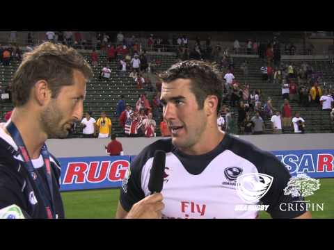 Eagles Double Header vs. Tonga: Men's Post Game Comments