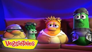 Watch Veggie Tales Belly Button video