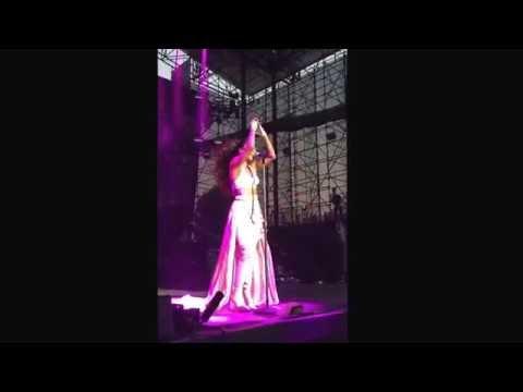 Victoria Monet and Ariana Grande - Better Days - 7/27 Tour Irvine