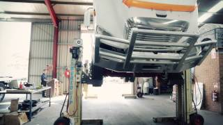 Wagga Trucks Corporate Vimeo HD