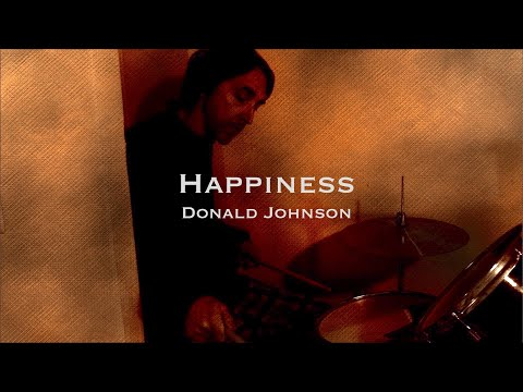 Donald Johnson - Happiness (official music video)