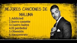 LAS MEJORES CANCIONES DE MALUMA. Mp3