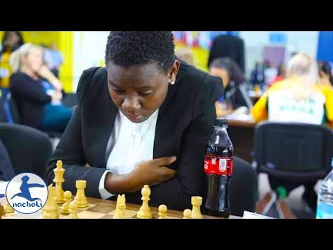A Ugandan Teenage Girl has Won the Women's World Chess Title