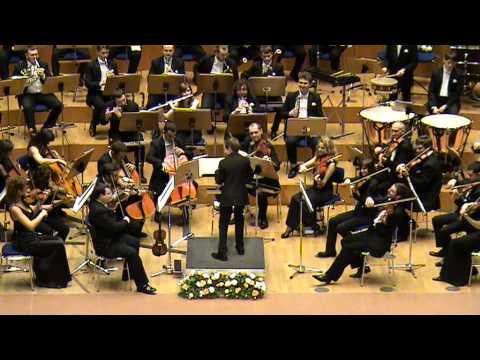 Maximilian Kendlinger dirigiert