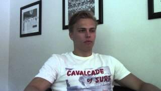 Andreas Johnson svarar på fansens frågor