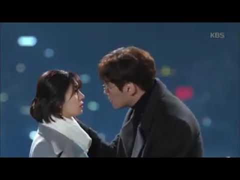 ALL KISS SCENE - JUGGLER (Choi Daniel kiss Baek Jin Hee)