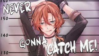 ✮Nightcore - Never Gonna Catch Me (Male Version) mp3