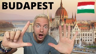 7 WEIRD Facts About BUDAPEST (Hungary)