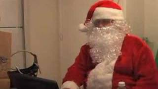 A very special message from Santa Claus thumbnail