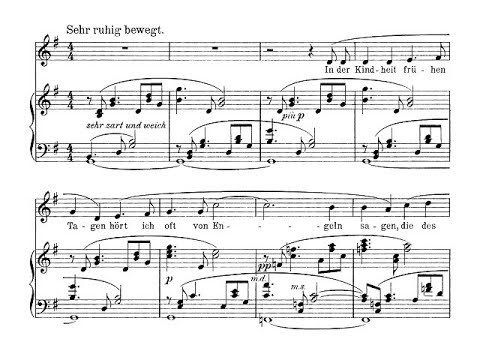 Wagner: Wesendonck-Lieder - 1. Der Engel - Westbroek (Jansons, live)