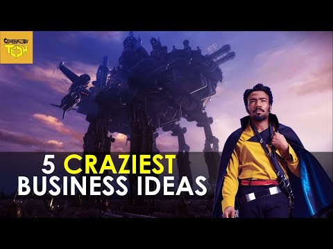 Lando's 5 Craziest Business Idea