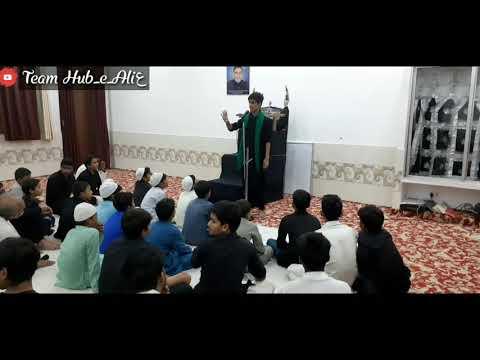 Nazim_e_Ahlebait Janab Shaikh Murtaza Sahab | 6 Safar 1441 || Team Hub E Aliع
