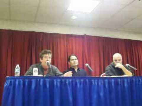 Pensacon 2014: The Boogeymen: Tony Moran, J. LaRose and John Dugan Celebrity Panel