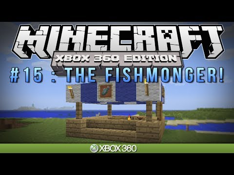 "Minecraft Xbox | ""THE FISHMONGER"" 