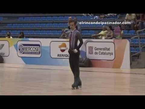 TOP 10 WORLD CHAMPIONSHIP 2014. Pere Marsinyach Torrico