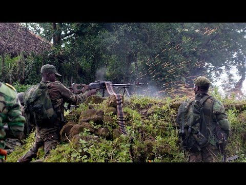 Rwanda Humvikanye Igitero Cy' Amasasu Menshi Muri Nyamasheke Nyungwe : RDF Iragihashya