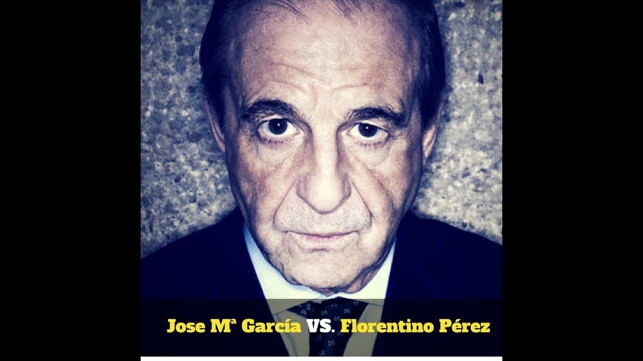 Jose María García Vs Florentino Pérez