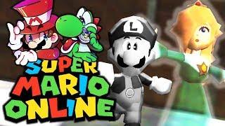 Metall- & Unsichtbarkeits-Hut! | 08 | Super Mario 64 Online