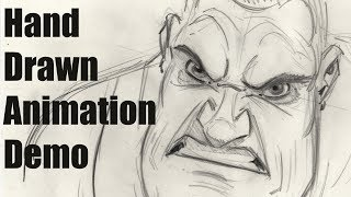 Live Stream - Traditional Animation Demo