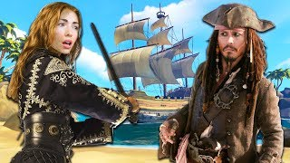 I'M A PIRATE!! (Sea Of Thieves)