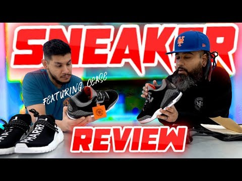 Unreleased Yeezy 700 review (I got my own BC3! 1 of 1.)
