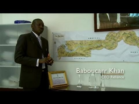 CEO Gambia Reliance bank - business
