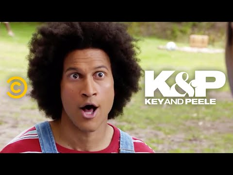Bonding with a Kid Shouldnt Be This Hard - Key & Peele