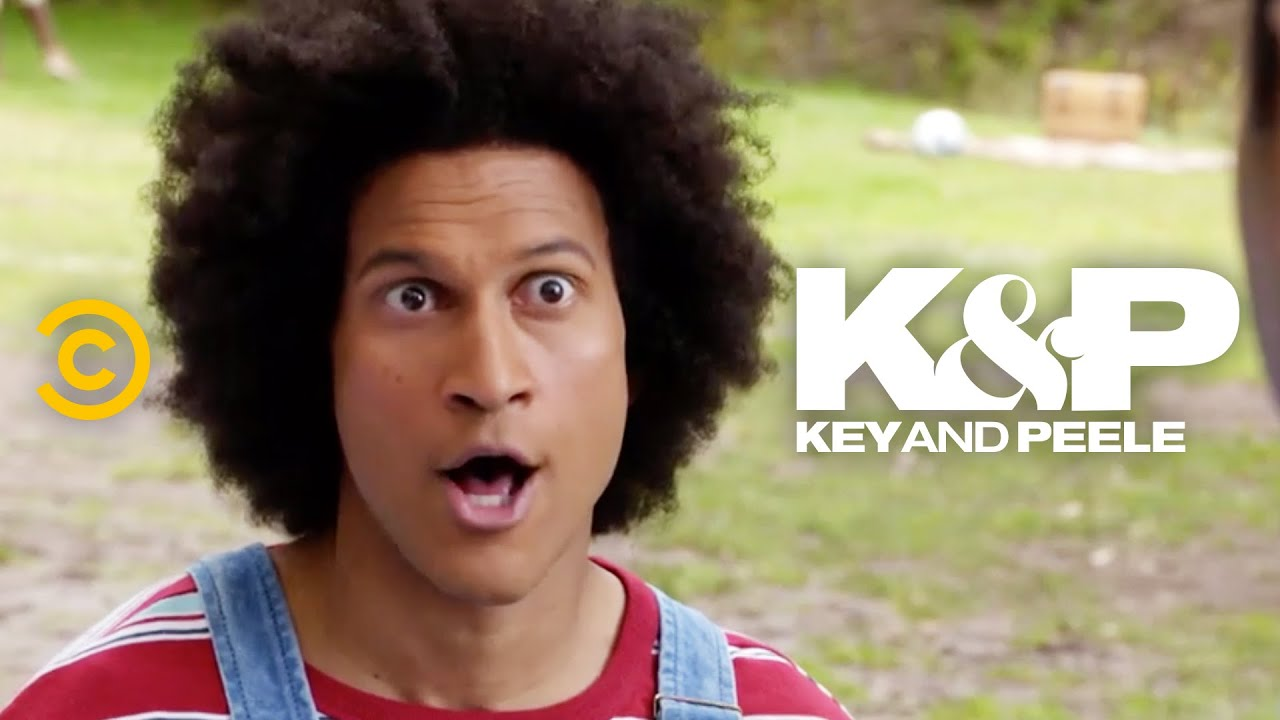 Bonding With A Kid Shouldn T Be This Hard Key Peele Youtube