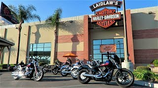 Cobra vs Bassani vs Two Brothers vs D&D vs Stock Exhaust on Harley-Davidson Low Riders