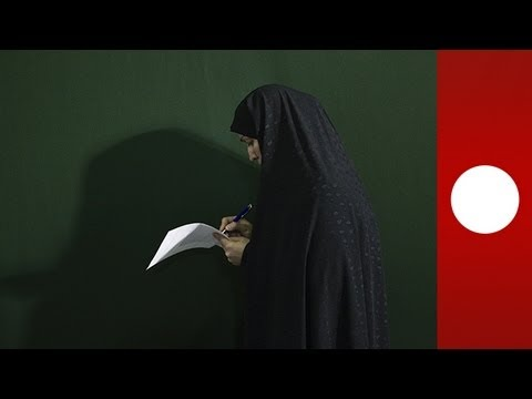 Iran's women discriminated against by law