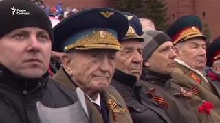Парад Победы в Москве / Новости