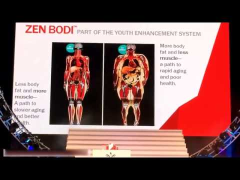 RE-SHAPE YOUR BODY WITH FAT LOSS ZEN BODI BY JEUNESSE GLOBAL by Dr Vincent Giampapa