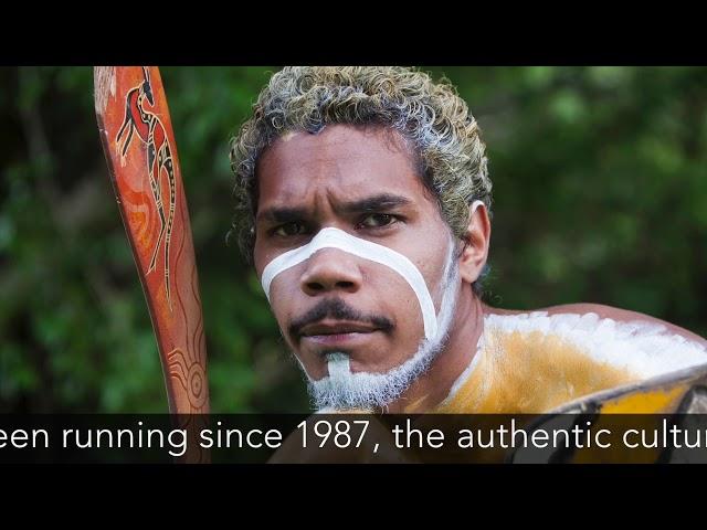 The Story Behind Tjapukai