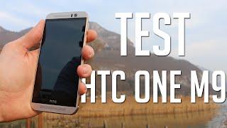 TEST HTC One M9 : Sense 7, BoomSound, Camera, Benchmark, etc - Français