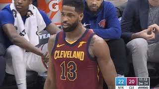 Tristan Thompson Gets BOOED During Cavs Game For Khloe Kardashian Cheating Scandal!