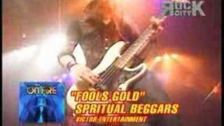 Spiritual Beggars - Fools Gold & Monster Astronaut in Japan