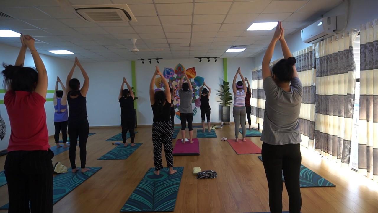 Cuối tuần, tập bấy bá các nhóm cơ trong buổi yoga | Full Body for Yoga| Vin Yoga