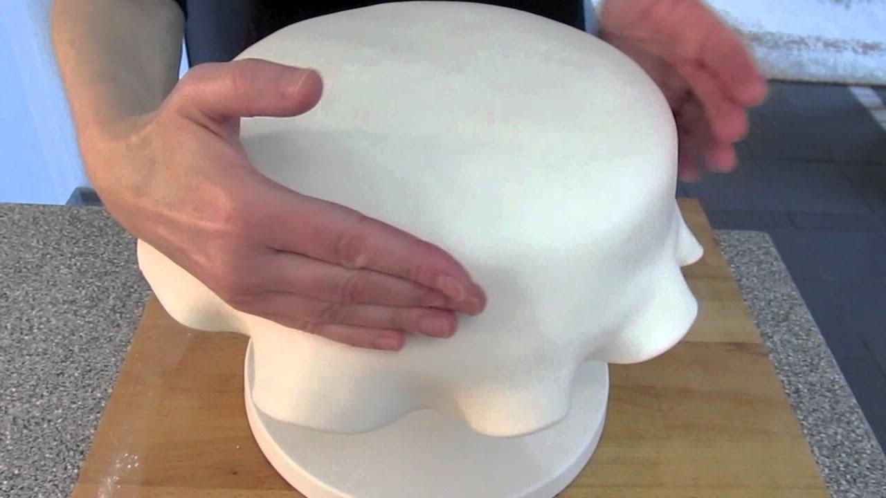 Sweets For My Sweet  Kuchen mit Rollfondant einkleiden