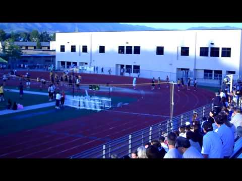 May 2010 Sea View League Prelim 100m