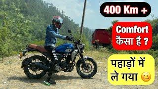 My First Long Ride On Yamaha Fz-x 150 😍 | Riding In Hills | Experience कैसा रहा ?