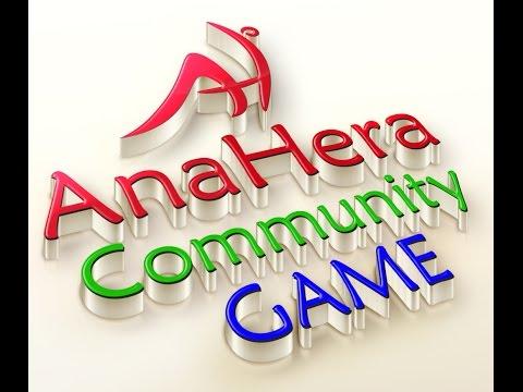 AnaHera Community Game: migliora la tua vita insieme a nuovi amici