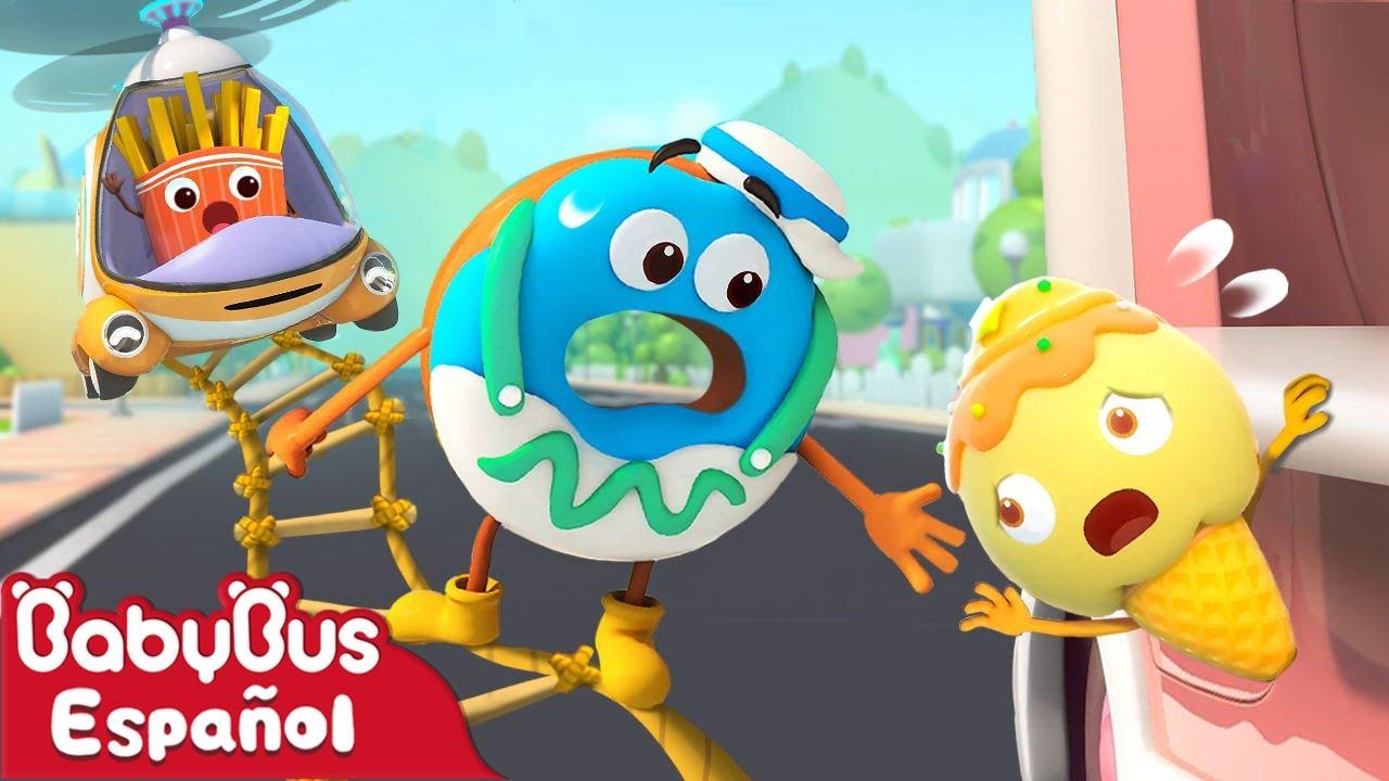 Salvar a los Pequeños Helados | [NUEVO] Animación de Comidas Ep.16 | BabyBus Español