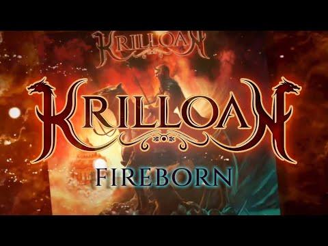 KRILLOAN - Fireborn (2021) // Official Lyric Video //