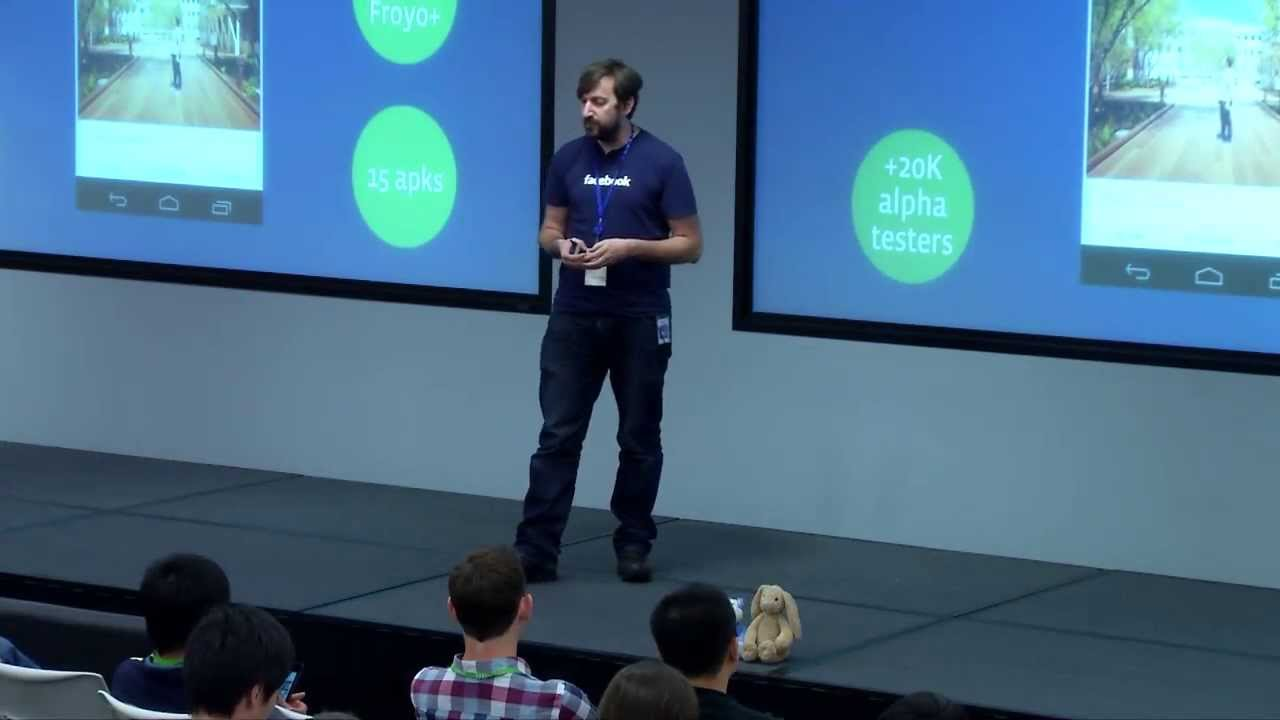 Building Mobile Apps with Open Source Tools - Mobile @ Scale