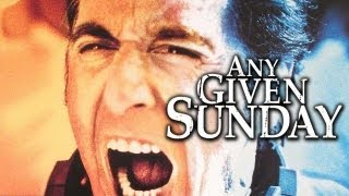 Any Given Sunday -- Movie Review #JPMN